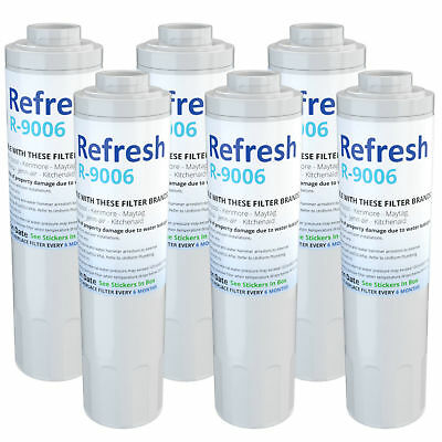 Fits Whirlpool GI6FARXXF02 Refrigerators Refresh Replacement Water Filter