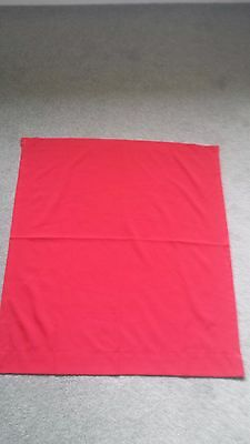 Red Race Flags x 5 ( Marshal )