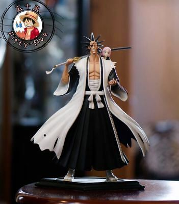 [In-stock]GK Resin FOC BLEACH The Eleventh teams Kenpachi Zaraki Statues Limited