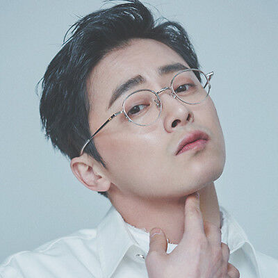 69db9985dddd Gentle Monster DEAR CLASSIC 02 Glasses Silver Authentic 2018 NEW Jo Jung Suk