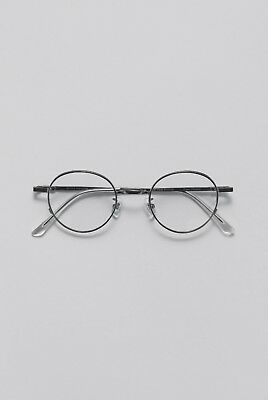 ebb80aa5851a Gentle Monster DEAR CLASSIC D01 Glasses Dark Silver Authentic 2018 NEW
