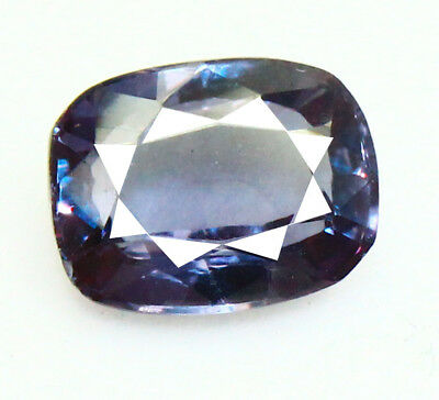 5.15Ct Certified Natural Beautiful Color Changing Alexandrite Gemstone AX4447