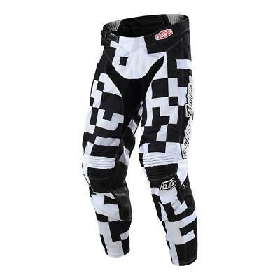 TLD Youth GP Air Pant Maze White/Blk(Size:YTH 22/24)2018 MOTOCROSS GEAR SALE!