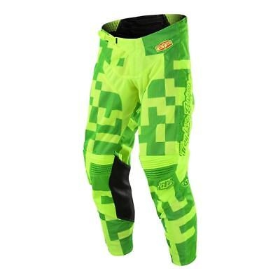 TLD GP Pant Maze Flo Green/Yellow(Size 32) 2018 MOTOCROSS GEAR SALE!