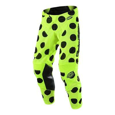 TLD GP Air Pant Polka Dot Yellow/Black(Size:30/32)2018 MOTOCROSS GEAR SALE!