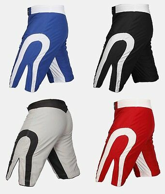 MMA Fight Shorts UFC Cage Fight Grappling Muay Thai Boxing Martial Art(S-2XL)