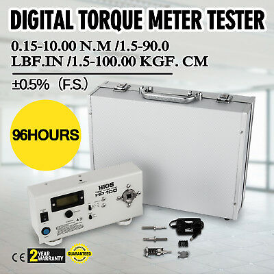 1PC New High Quality Digital HIOS HP-100 Torque Meter Tester