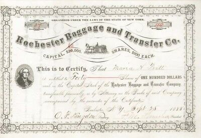 Rochester Baggage and Transfer Co