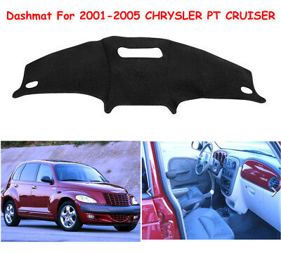 US Dashmat For CHRYSLER PT CRUISER 2001-2005 Dash Cover Dashboard Mat Pad Carpet