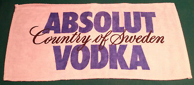 Tovaglietta Pub Birreria Bar - Absolut Vodka