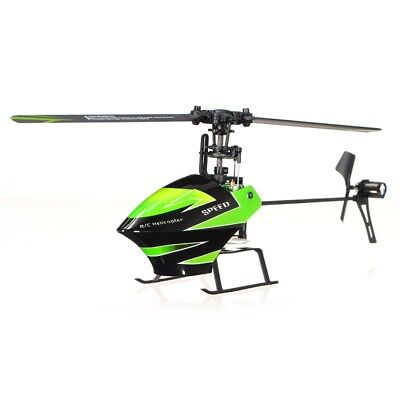 WLtoys V955 2.4G 4CH 3 Axis Gyro RC Helicopter RTF