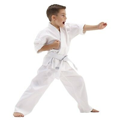 (Size 00000) - Macho 150ml Ultra Light Weight Karate Gi / Uniform. Best Price