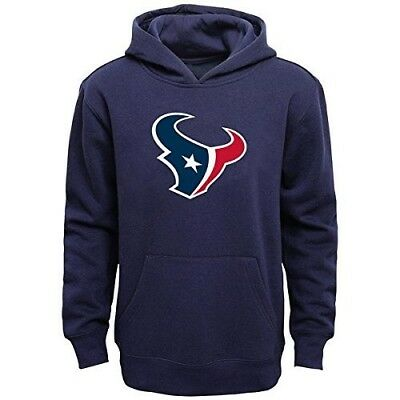 (Youth Large 14/16, Houston Texans) - NFL Youth Team Logo Pullover Fleece Hoodie
