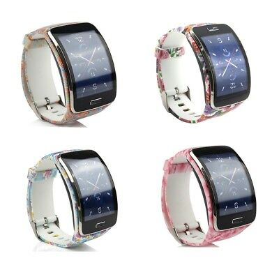 (Floral/ Butterfly/ Paisley/ Sakura Designs) - Cute Replacement Wristband