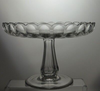Beautiful Designed Glass Cake Stand