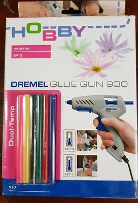 Dremel 930 Hot Glue Gun F0130930NA. New unused