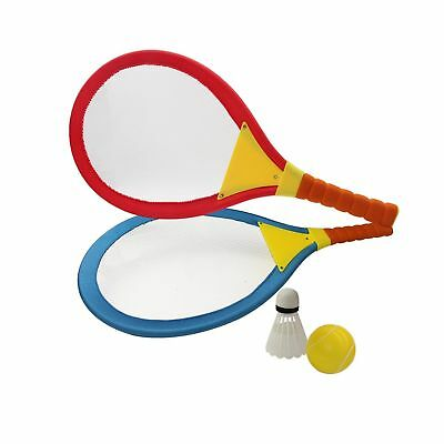 Akokie Badminton Tennis Rackets for Kids 2 In 1 Beach Sport Toy Set with Ball...