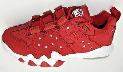 c307b3ba067f0b NIKE 918336 600 Air Max CB 94 Low Red White Youth Athletic Shoes Sz ...