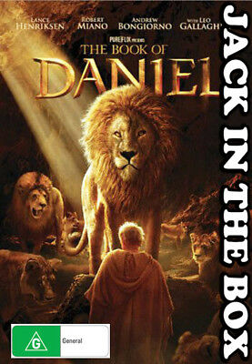 The Book of Daniel DVD NEW, FREE POSTAGE WITHIN AUSTRALIA REGION ALL