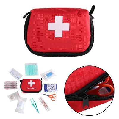 1Pc/1 Set Hiking First Aid Kit Travel Rescue Bag Emergency Bag Survival