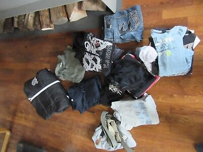 super lot de vêtements 26 pieces  nike  ect 14-16ans