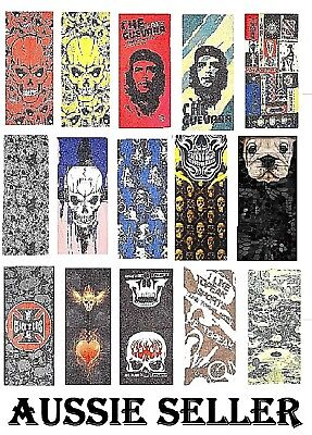 Buff Snood Bandanna Face mask Multi Function Tube Biker Motorcycle Skulls Harley