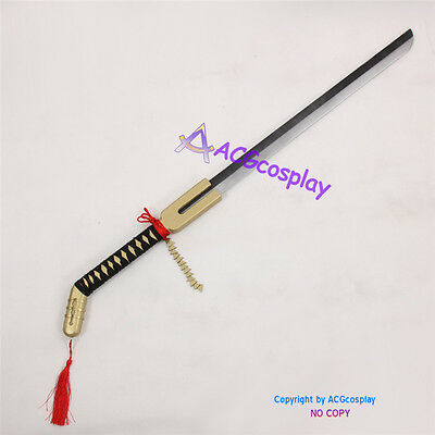 Bleach Kisuke Urahara Benihime sword prop Cosplay Prop pvc made acgcosplay