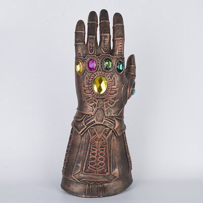 Thanos Infinity Gauntlet Cosplay Superhero Avengers Infinity War Gauntlet Gloves