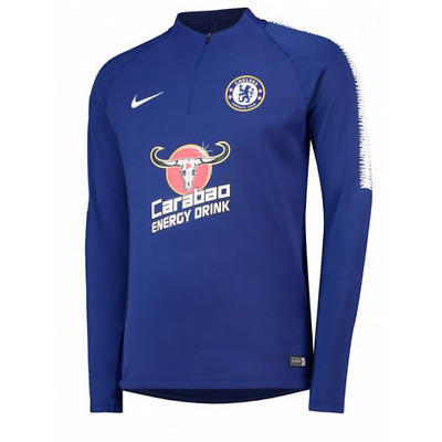f9c66af23a CHELSEA FC NIKE Training Jacket 2018 19 Dry Squad knit t Bench ...