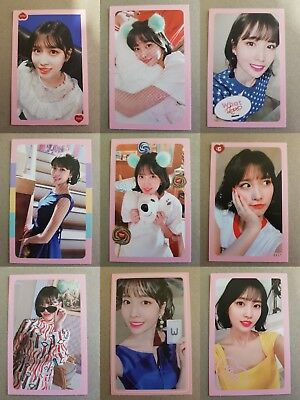 TWICE MOMO Authentic Official PHOTOCARD 5th Album WHAT IS LOVE? Select Card