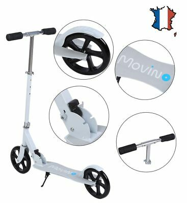 Scooter Roller repliable Trotinette freestyle ADULTE 205 mm Wheel Campus Urbain