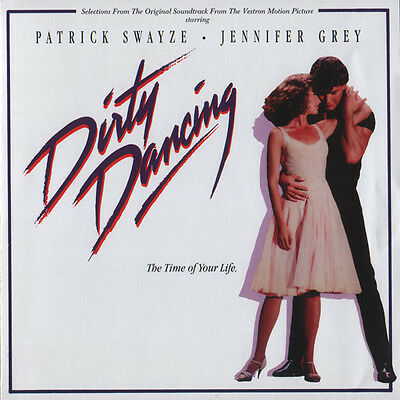 Dirty Dancing Soundtrack Audio CD Brand New 0035628640826