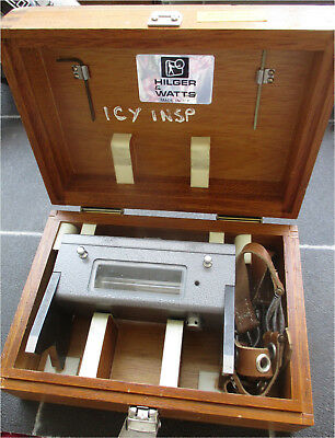 Hilger watts TB40 Stride Level Taylor Hobson forAlignment Telescope In box #2