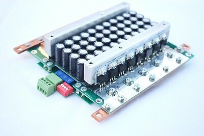 300A 10-50V 24v DC motor speed controller PWM Reversible H bridge RS232 Arduino