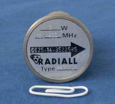 RADIALL 3W 160-400MHz-5017p