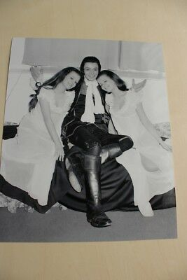 Hammer Horror - Twins Of Evil - Collinson Twins - 10X8 Photo