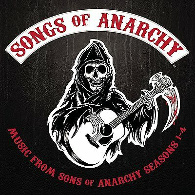 Songs Of Anarchy: Music From Sons Of Anarchy Seasons 1-4 Audio CD 0886919143225