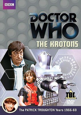Doctor Who The Krotons DVD The Patrick Troughton Years 5051561034800