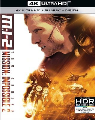Mission Impossible 2 (M:I-2)(4K Ultra HD)(UHD)(Dolby Vision)