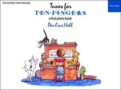 Tunes for Ten Fingers (Piano Time) (Paperback), 9780193727380 Fast Post
