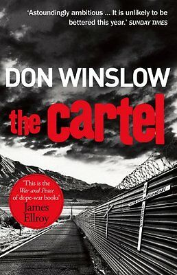 The Cartel by Don Winslow Brand New Ships Same Day 9781784750640