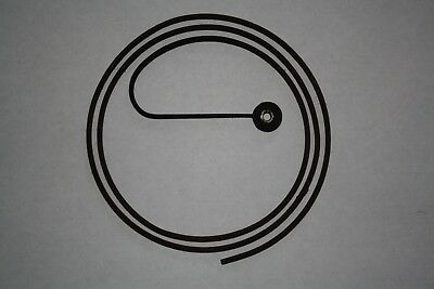 Vintage Wall Clock Spiral strike gong for spares/repairs/parts