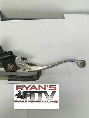 1986 Honda CR250R Front Brake Set up/ Caliper/ Brake/ Hose/ Master Lever ect...