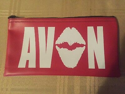 "Avon Bank Bag Money Bag ""O"" is Lips - NEW"