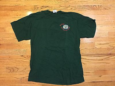 KROQ ACOUSTIC CHRISTMAS 1996 CONCERT T- SHIRT EXCELLENT CONDITION 7th Annual
