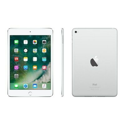 Apple iPad Mini 4 128GB Retina Display Wi-Fi  7.9in Space grey A Grade Warranty