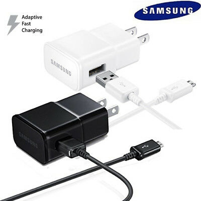 Samsung Galaxy Note 4 Note5 S6 S7  Rapid Fast Charger Adaptive
