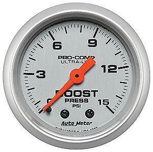 AutoMeter 4302 Ultra-Lite (R) Gauge Boost