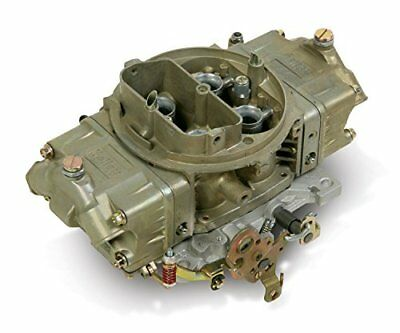 Holley 0-9380 850 Cfm Four Barrel Mechanical Secondary Competition Carburetor