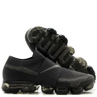 5208543d7fc21 Nike Air Vapormax Flyknit Moc Midnight Fog 8-13 Dark Stucco Green AH3397-013
